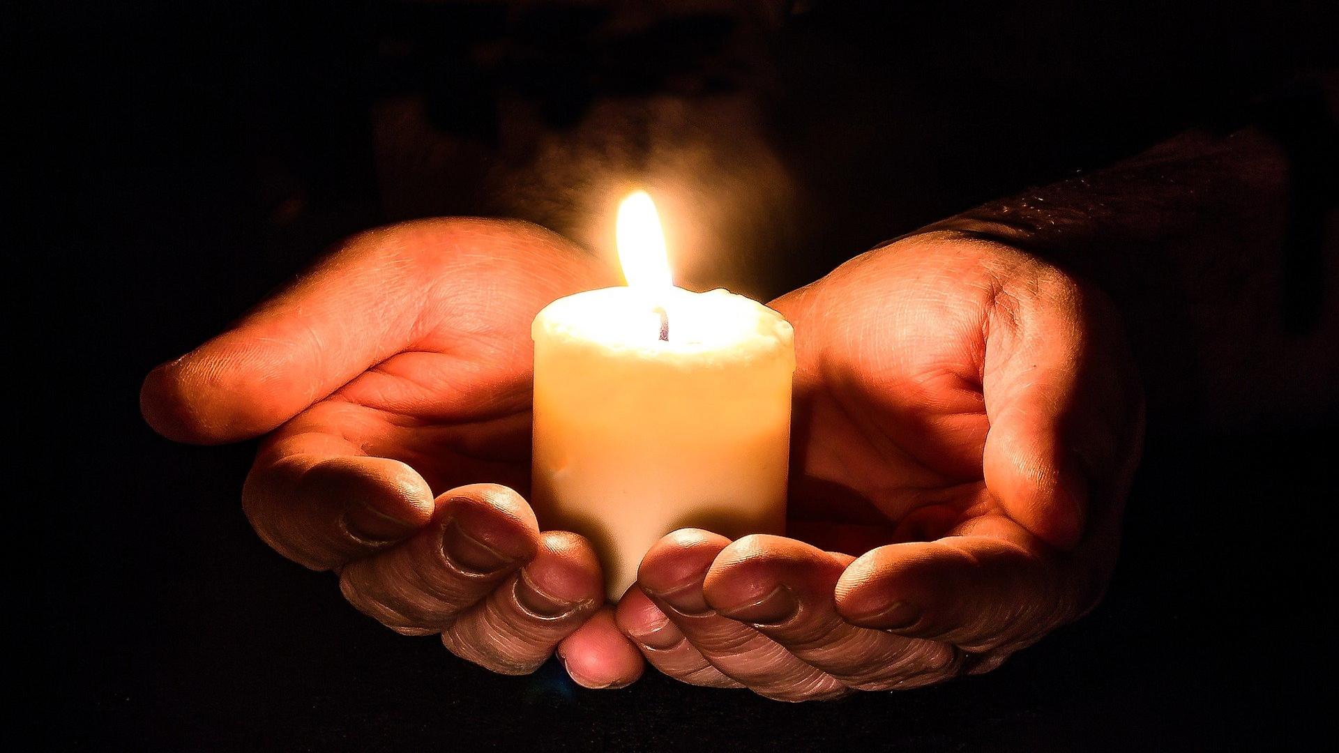 Gebet und Segen